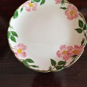 Desert Rose 12 inch serving platter